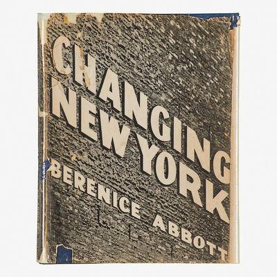 Berenice Abbott, 'Changing New York: Photographs by Berenice Abbott', 1939