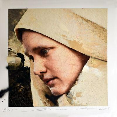 Lita Cabellut, 'Johanna van Delft', 2019