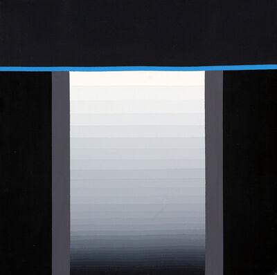 Rino Sernaglia, 'Processo di luce', 1971