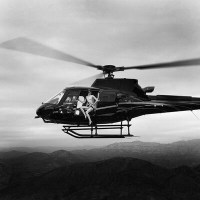 Tyler Shields, 'Helicopter III', 2021