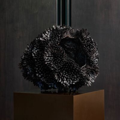 Junko Mori, 'Propagation Project; Multiple Pinecone', 2020