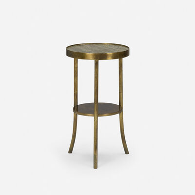 Philip and Kelvin LaVerne, 'Eternal Forest occasional table', c. 1965