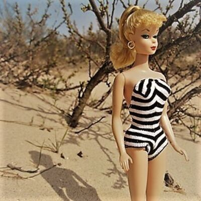 Andrea McCafferty, 'Beach Barbie #1', N/A