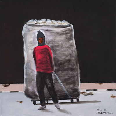 Sam Nhlengethwa, 'Full Load', 2016