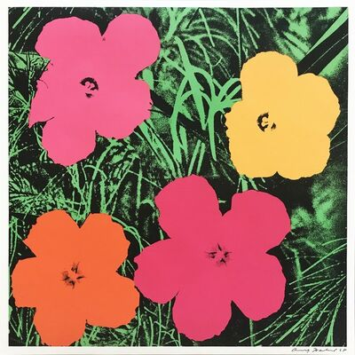 Andy Warhol, 'Flowers, [II.6]', 1964