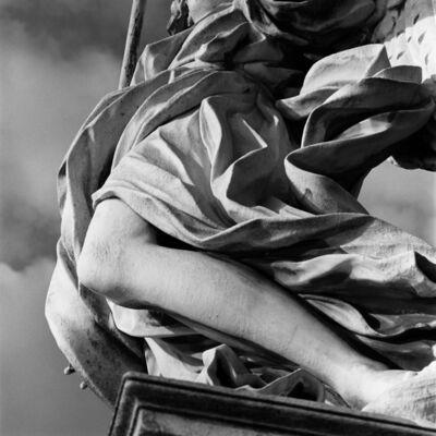 Hélène Binet, 'Levitation 03 - Ponte Sant'Angelo, Rome (Sculpture by Gian Lorenzo Bernini)', 2019