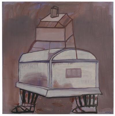 Wang Chuan 王川, 'House on feet 步行的房子', 2015