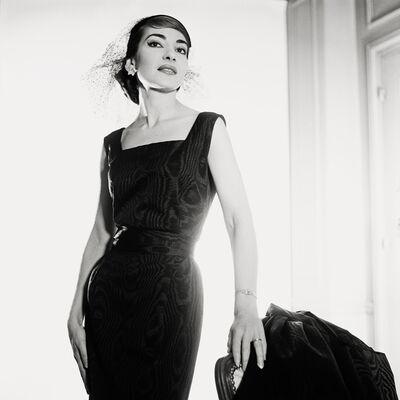 Horst P. Horst, 'Maria Callas', 1952