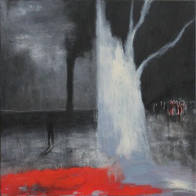 Marie Rioux, 'Rencontre Pendant la Nuit', 2016