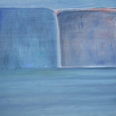 Elizabeth Enders, 'Ocean/ Blue/ Blue Cliffs'
