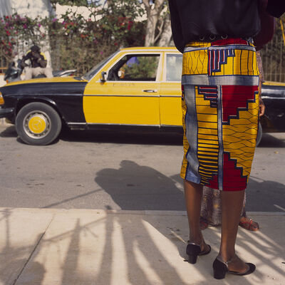 Mimi Cherono Ng'ok, 'Serie No one but you (Dakar)', 2014