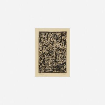 Paul Klee, 'Kleinwelt', 1914