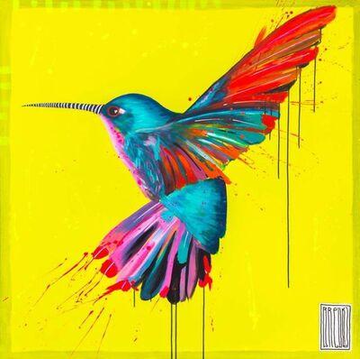 Wojciech Brewka, 'Hummingbird', 2016