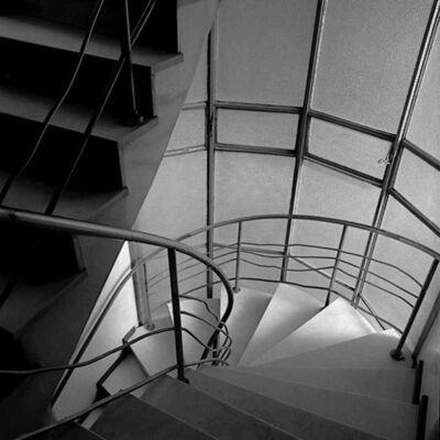 Cristiano Mascaro, 'Esther's staircase'