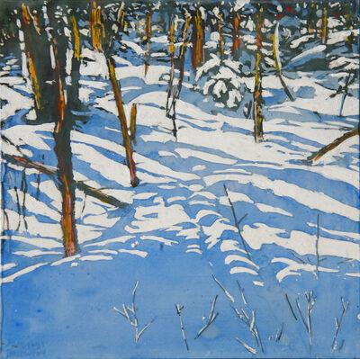 Micheal Zarowsky, 'Trail Thru Winter 57', 2018