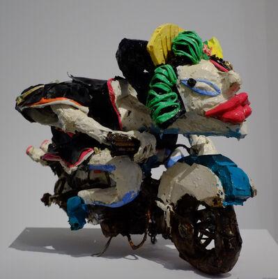 Ushio Shinohara, 'Oiran Motorcycle', 2014