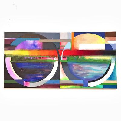 Phyllis Gorsen, 'Night and Day', 2017