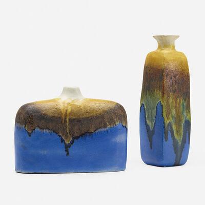 Marcello Fantoni, 'vases, set of two', c. 1960