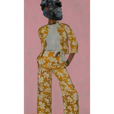 Wole Lagunju, 'Vintage glamour 1965', 2014