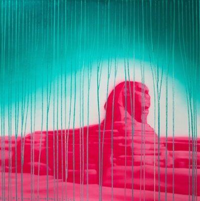 Feng Zhengjie 俸正杰, 'The landscape - Sphinx', 2020