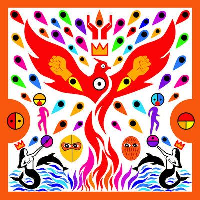 Emo de Medeiros, 'White Phoenix', 2018
