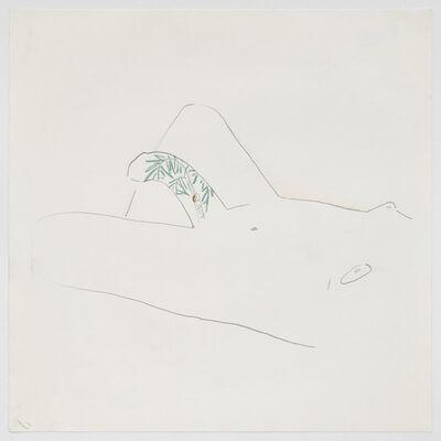 Linda Gallagher, 'Olive Nude', 2014