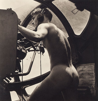 Horace Bristol, 'PBY Blister Gunner, Rescue at Rabaul', 1944-printed 2018