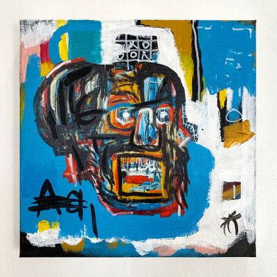 Eric Doeringer, 'Jean-Michel Basquiat', 2019