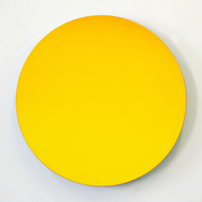 Jan Kaláb, 'Yellow Gradient 719', 2019