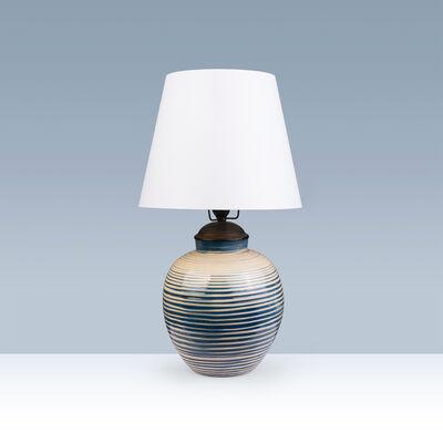 Kähler, 'Large table lamp', 1940-1949