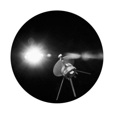 Bill Finger, 'Voyager VIII', 2015