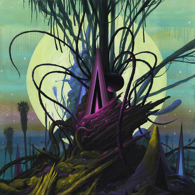 Jeff Soto, 'Shattered Giant', 2015