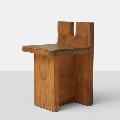 Lina Bo Bardi, 'Side Chair by Lina Bo Bardi', ca. 1985