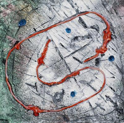Jack Whitten, 'Loop #24 (Spiral)', 2012