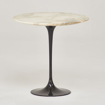 Eero Saarinen, 'Tulip occasional table', ca. 1980s