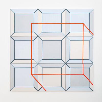 Judit Horváth Lóczi, 'Looking For Some Calmness', 2018