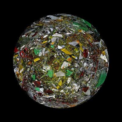 Zoltan Gerliczki, 'The Greedy Planet', 2020