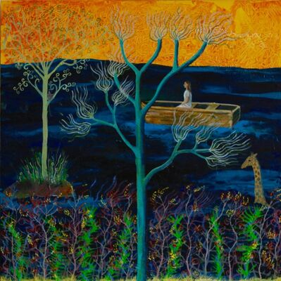 Aleta Armstrong, 'Time to sail away from Illusion', 2018