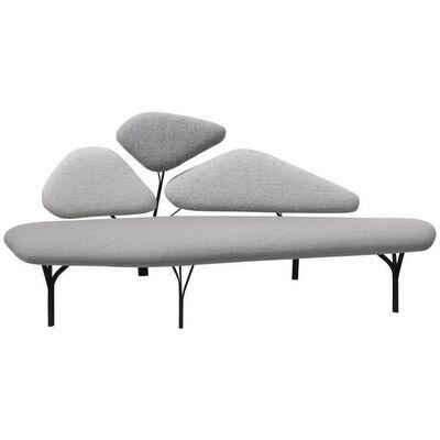 Noé Duchaufour-Lawrance, 'Borghese Sofa by Noé Duchaufour Lawrance (Color: Grey)', 2017