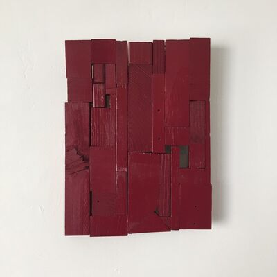 Kathleen King, 'Re-Construction', 2016