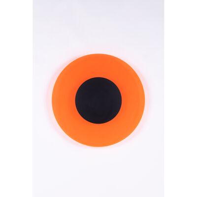 Johanna Grawunder, 'Luminous disc - Unique piece, bracket', 2008