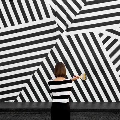 Anna Devis + Daniel Rueda, 'Paint-killer', 2018