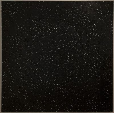 Daniel Orson Ybarra, 'Constellations black', 2018