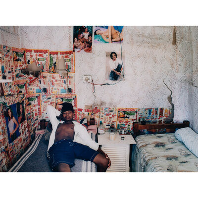 Zwelethu Mthethwa, 'Untitled from Interior Series n°16', 2003-2006