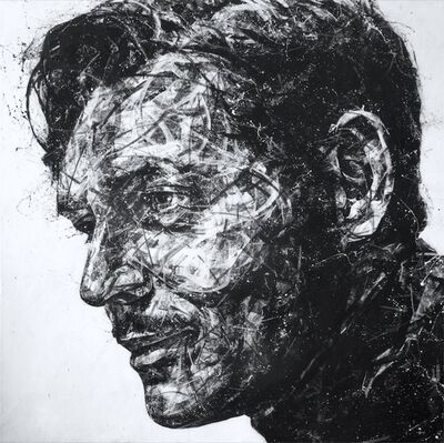 Aaron Reichert, 'Clark Gable', 2018