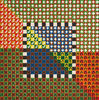 Alfred Jensen, 'Untitled from Portfolio', 1973