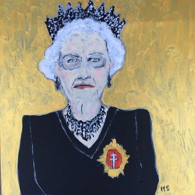 manuel santelices, 'The Queen', 2020