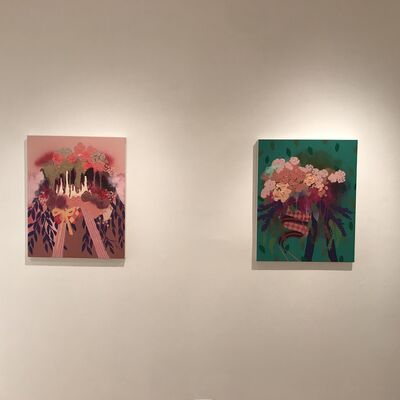 Abject Of Desire, installation view
