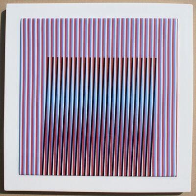 Carlos Cruz-Diez, 'Céramique # 2', 2008