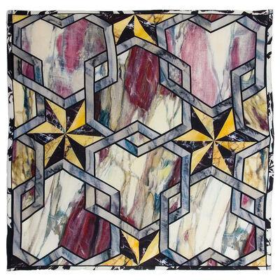 Lucy McKenzie, 'Marble Parquet', 2009